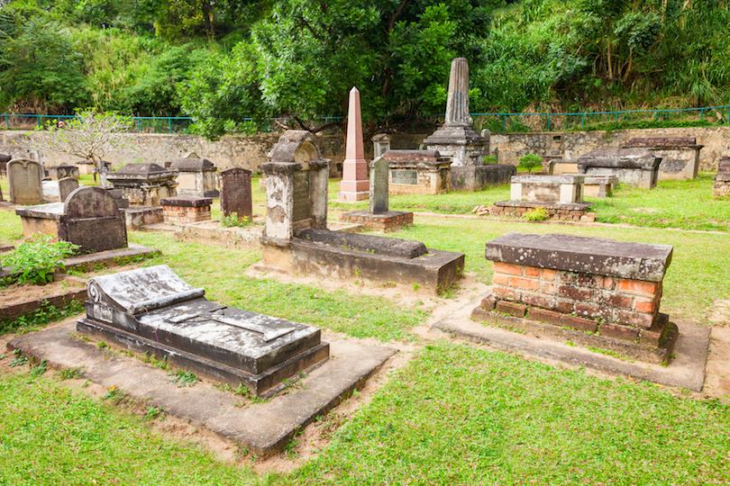 British Garrison Cemetery