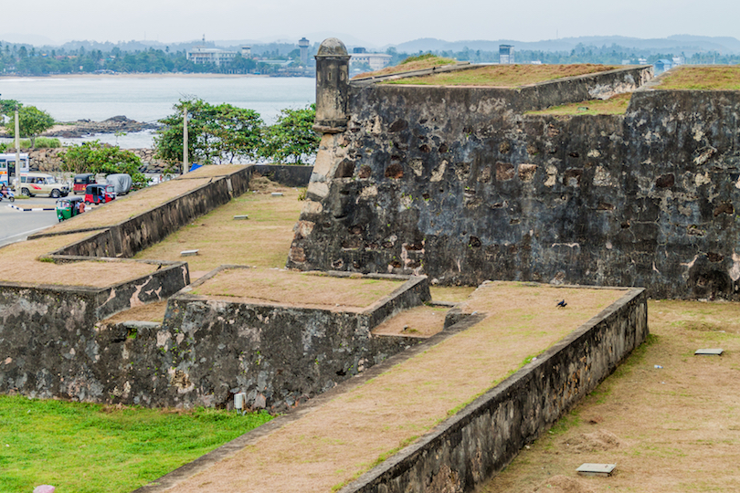 Fort's Walls