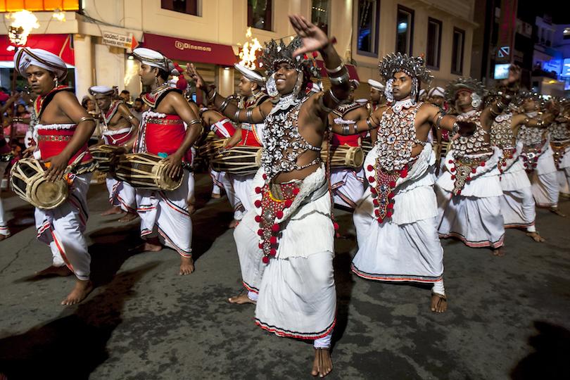 Perahera Festival