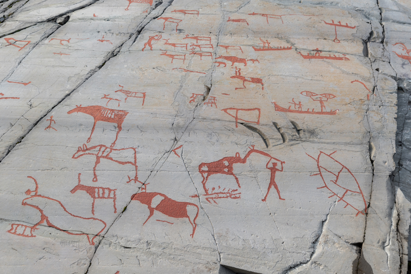 Alta Rock Carvings