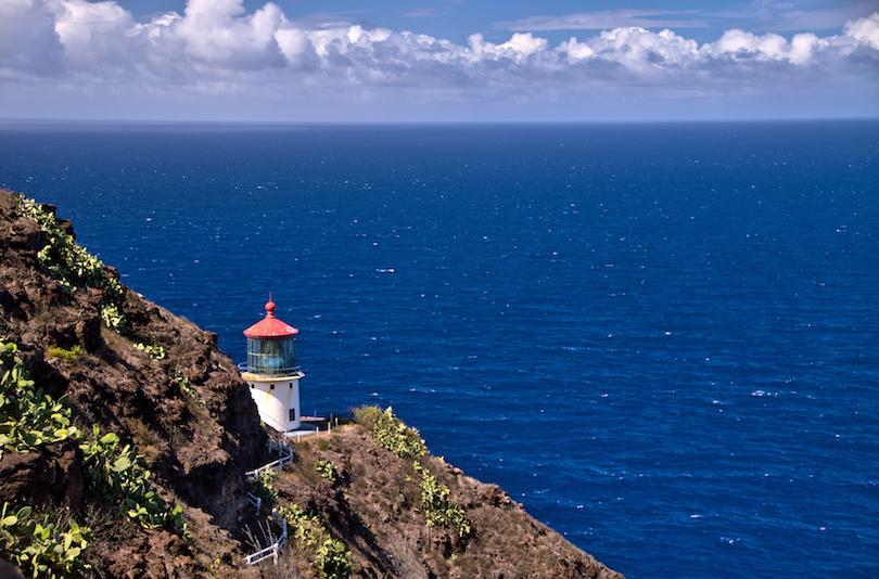 Makapuu Point Lighthouse