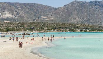 Largest Islands in Greece