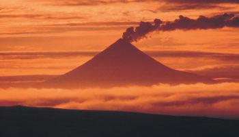 volcanoes in Alaska