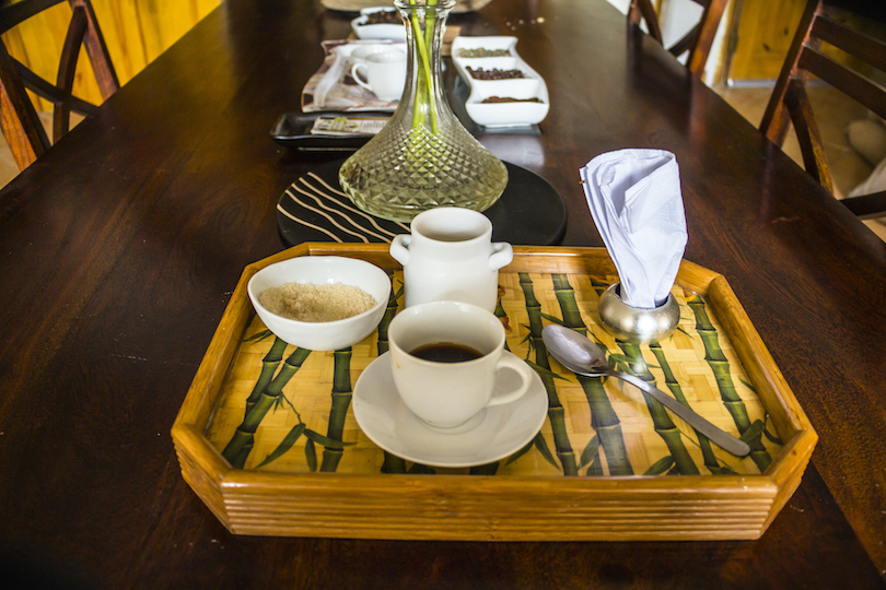 Coffee Tasting in Boquete