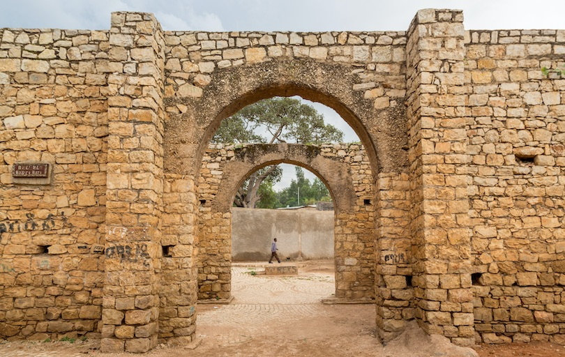 Harar Jegol Wall