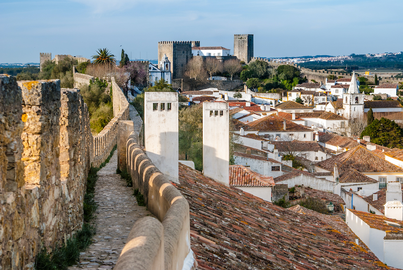 Obidos Walled Town