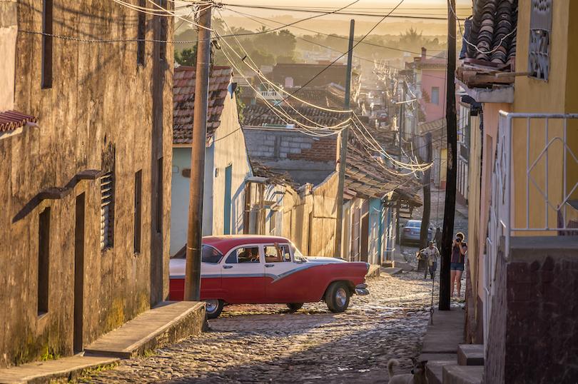 Trinidad Old Town