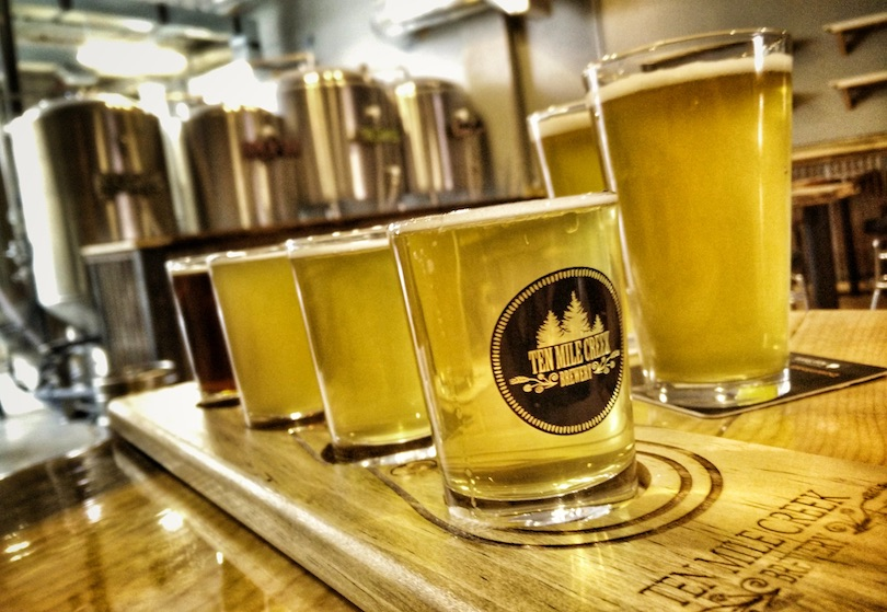Visit a Brewery
