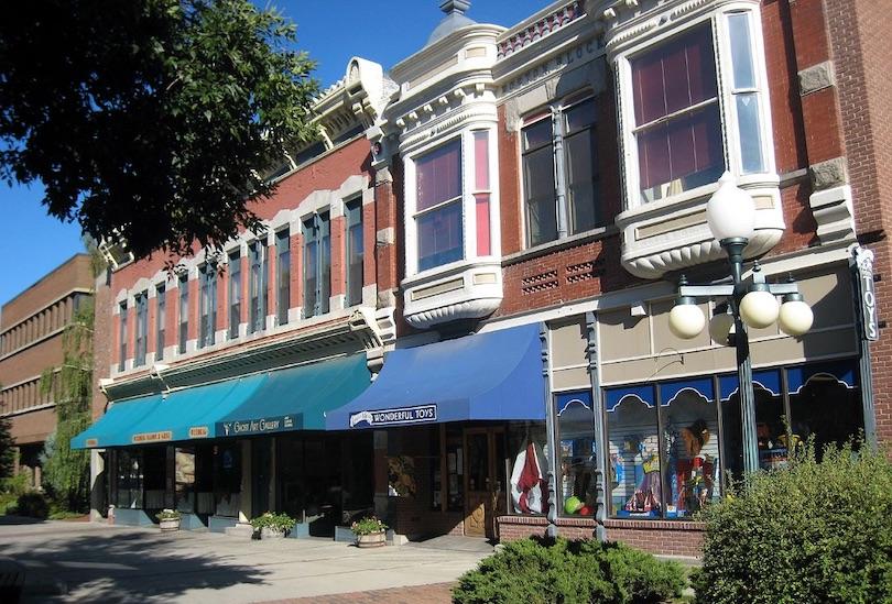 Historic Downtown Pedestrian Mall