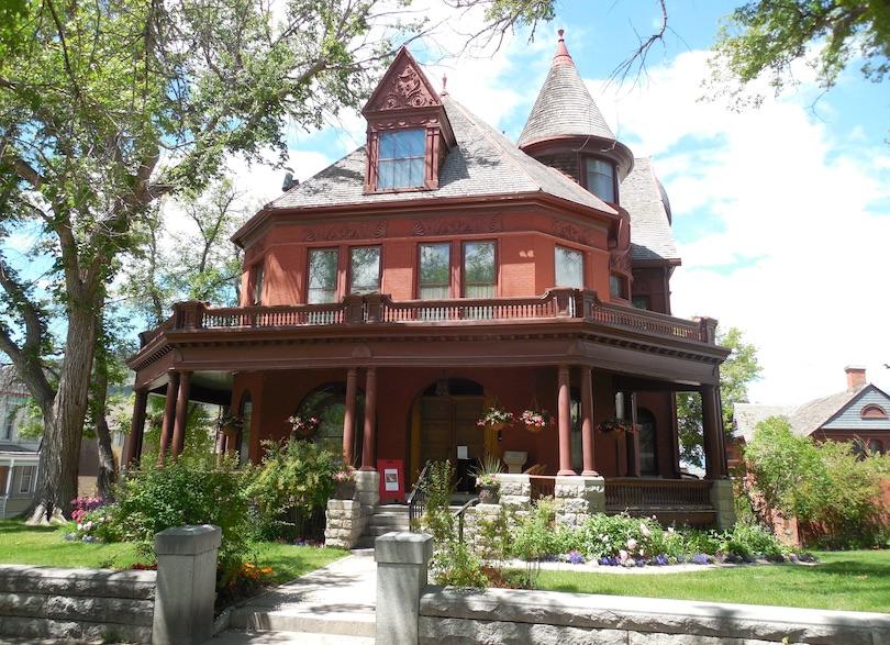 Original Governor's Mansion