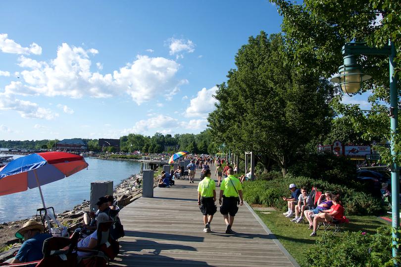 Burlington Waterfront Park