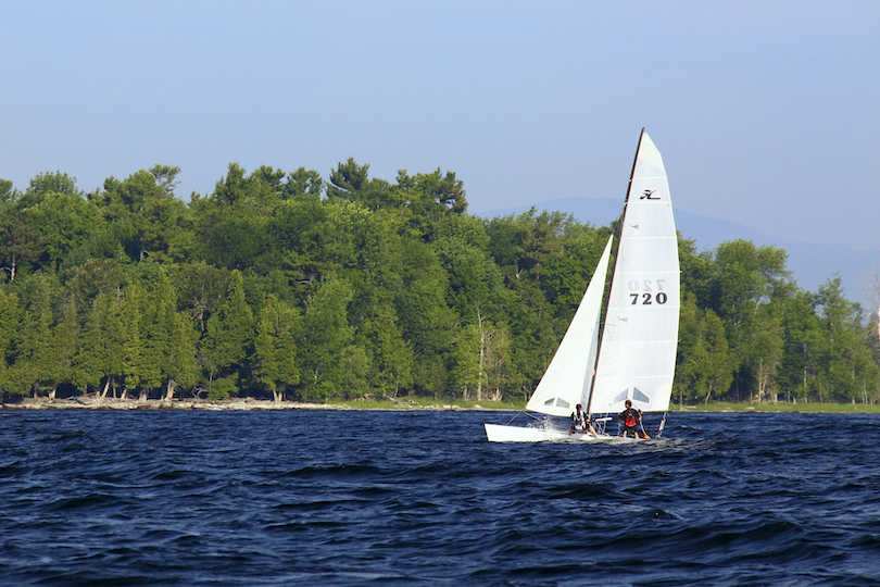 Champlain Islands