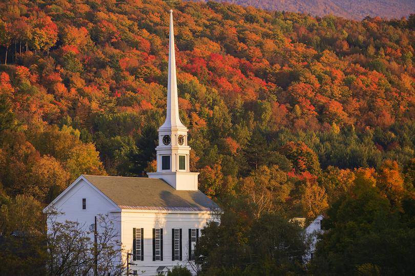 See the Fall Foliage
