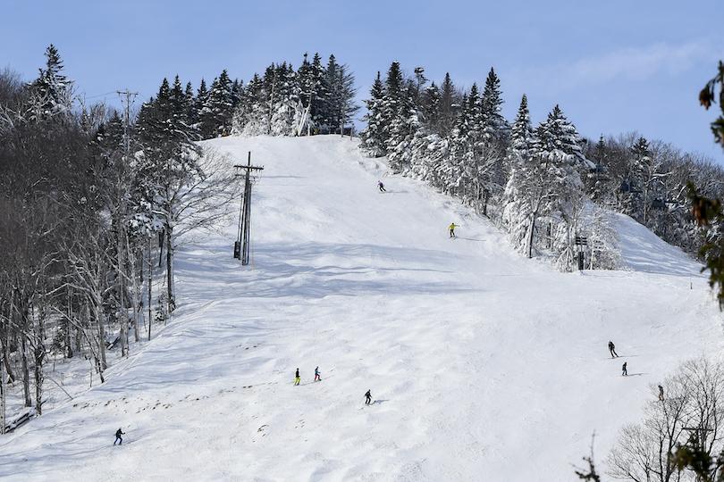 Skiing in Killington Resort