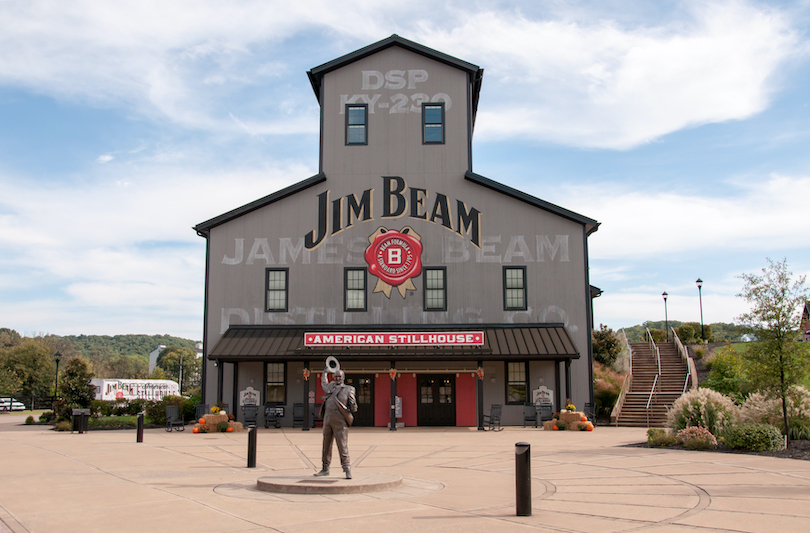 Jim Beam's American Outpost