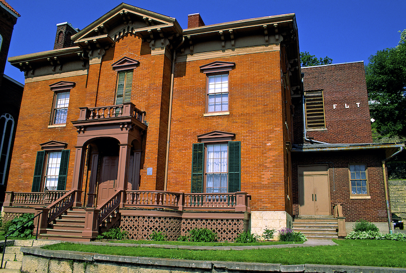 Galena/Jo Daviess County Museum