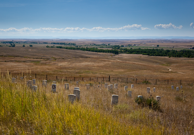Little Bighorn Battlefield National Monument