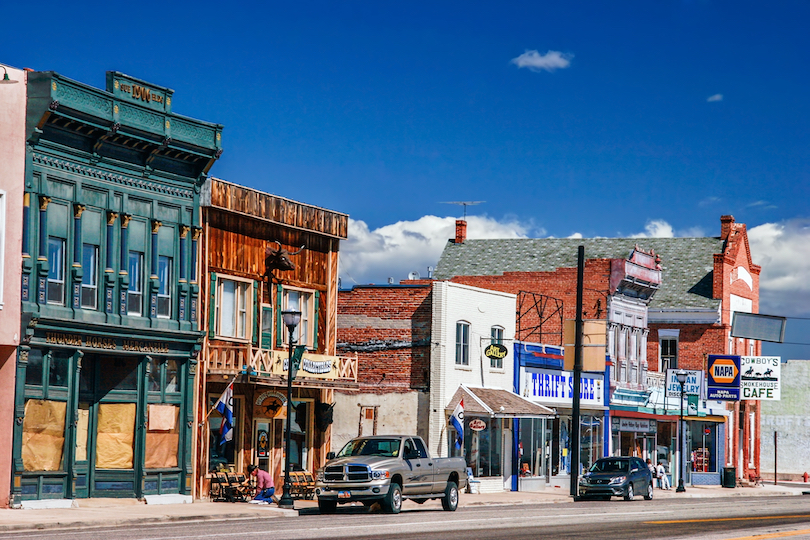 Downtown Panguitch