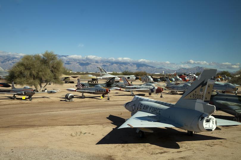 Museo del Aire y el Espacio Pima