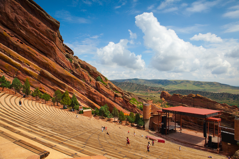 Red Rocks Park and Amphitheater