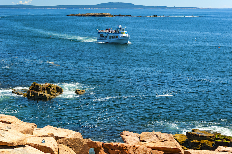 Bar Harbor Boat Tours