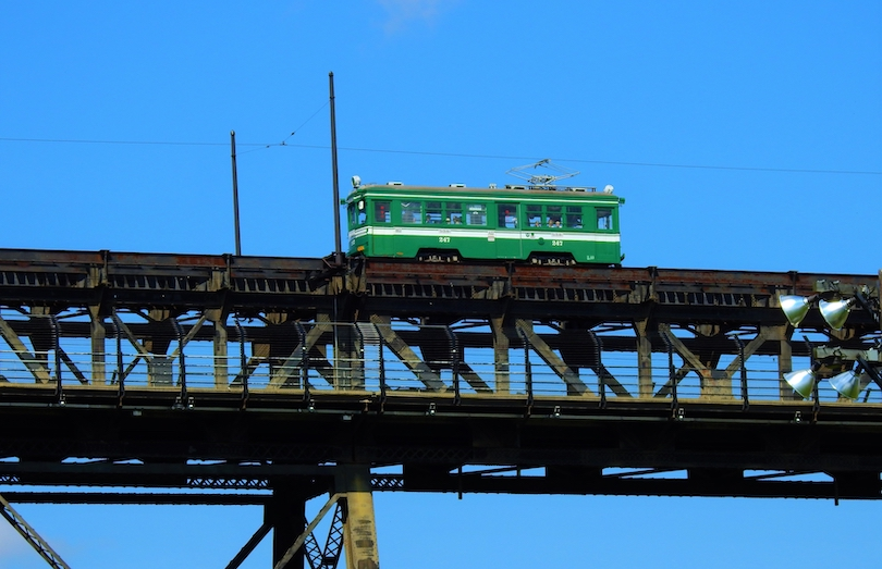 High Level Bridge Streetcar