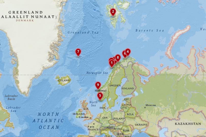 Norwegian Islands