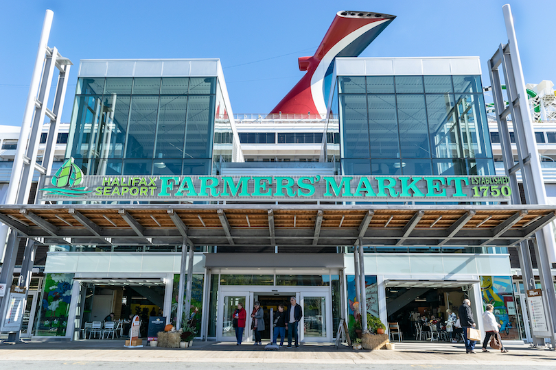 Seaport Farmers' Market