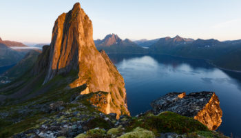 Beautiful Norwegian Islands
