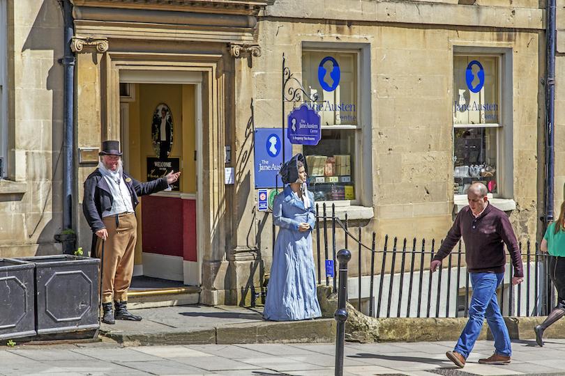 Jane Austen Centre