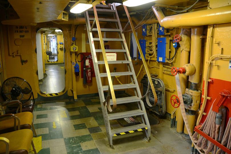 U.S. Coast Guard Cutter Ingham Maritime Museum