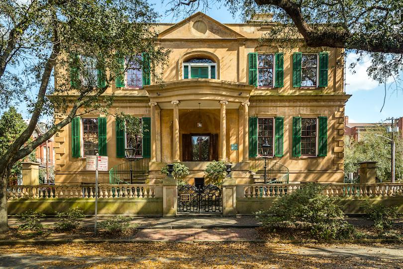 Owens-Thomas House & Slave Quarters