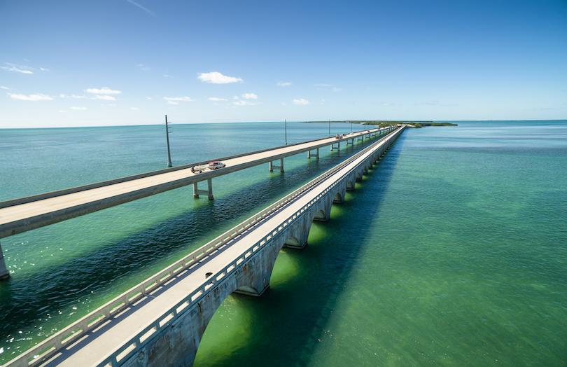 Cruise the Seven-Mile Bridge