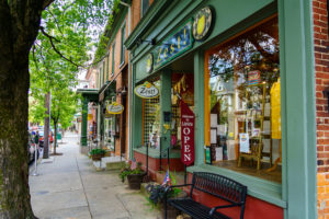 Small Towns in Pennsylvania