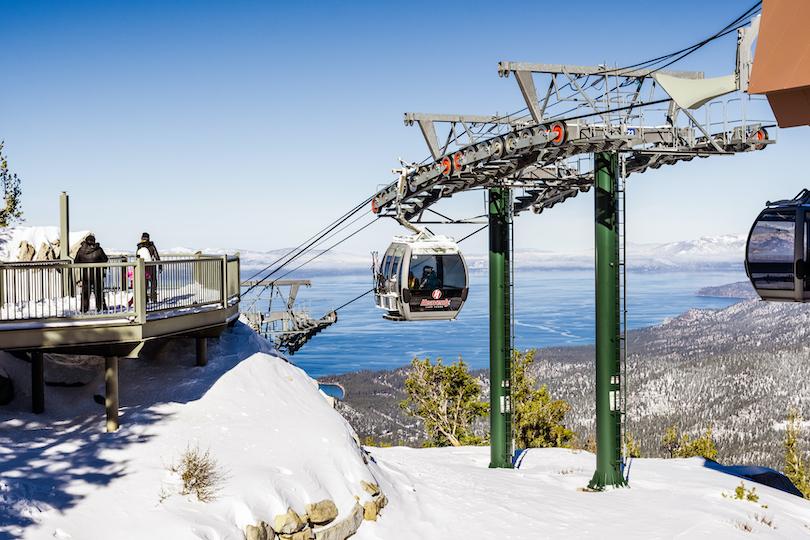 Heavenly Ski Resort & Gondola