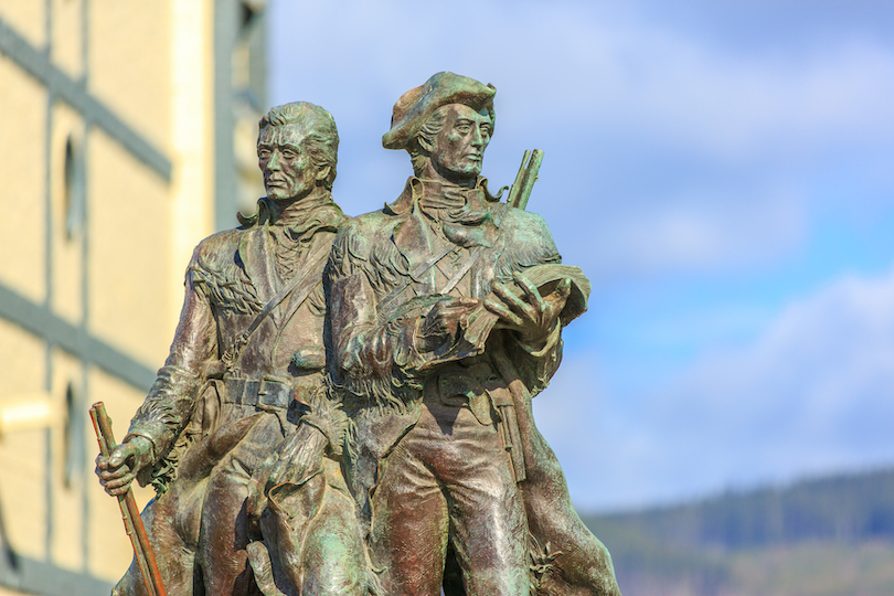 Lewis and Clark Monument