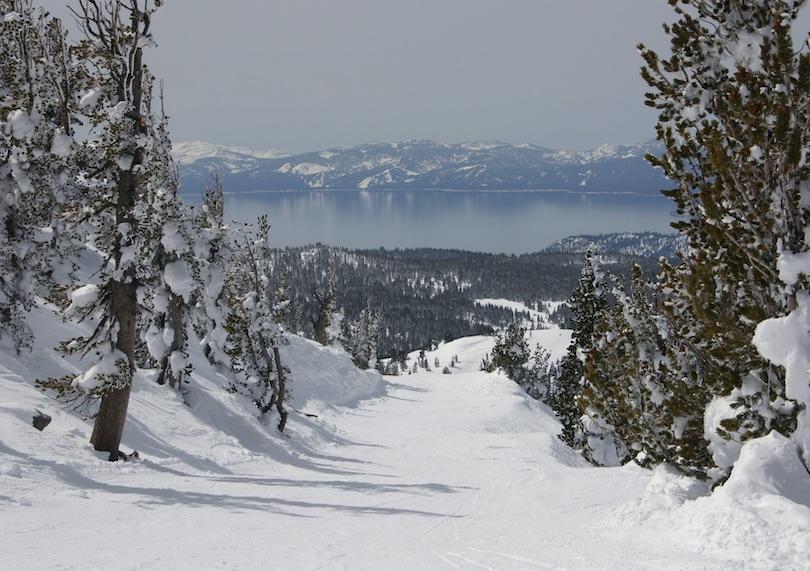 Mt. Rose Ski Resort