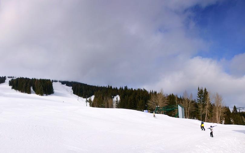 Mt. Spokane Ski Resort