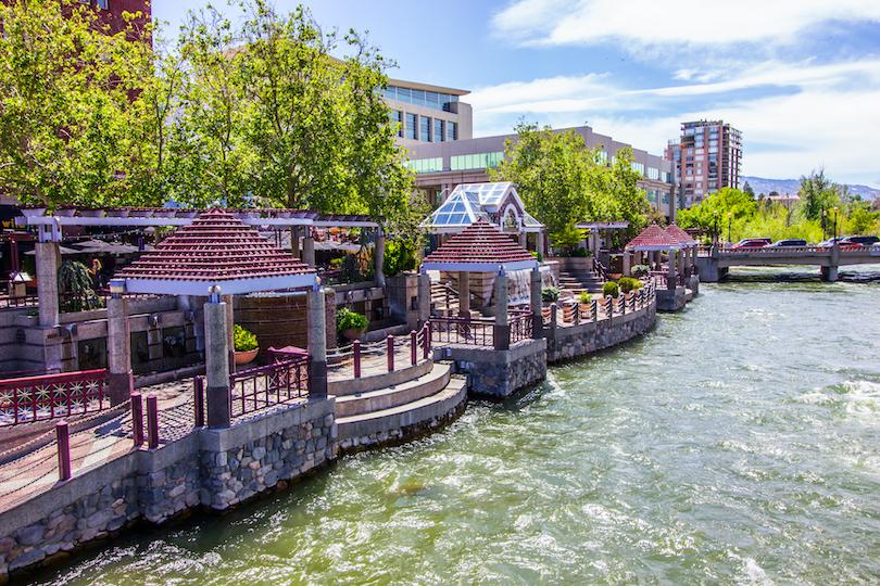 Reno's Riverwalk