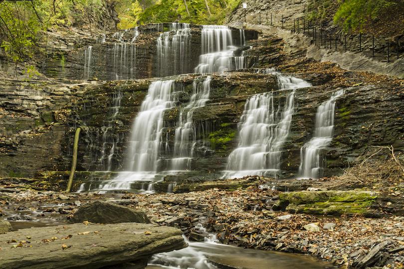 Cascadilla Gorge Trail