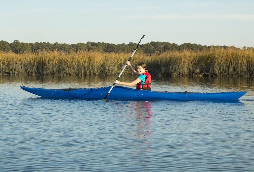 Beaufort Kayak Tour