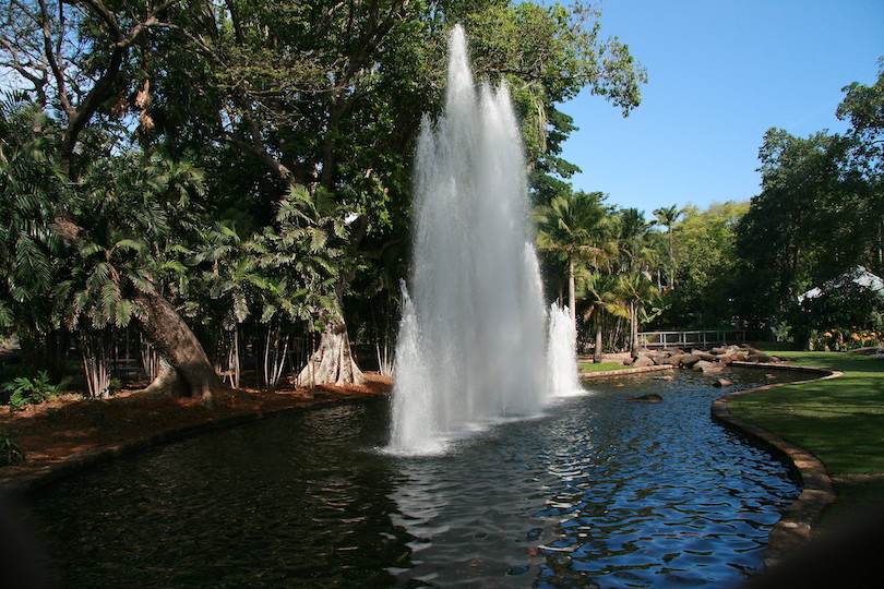 Darwin Botanical Gardens
