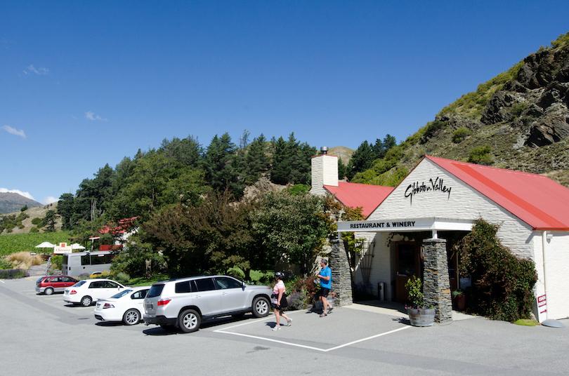 Gibbston Valley Winery
