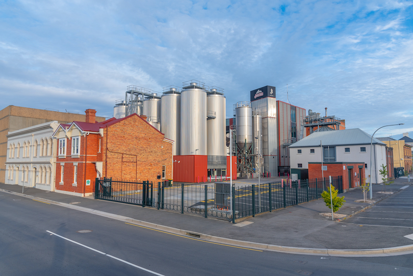 James Boag Brewery