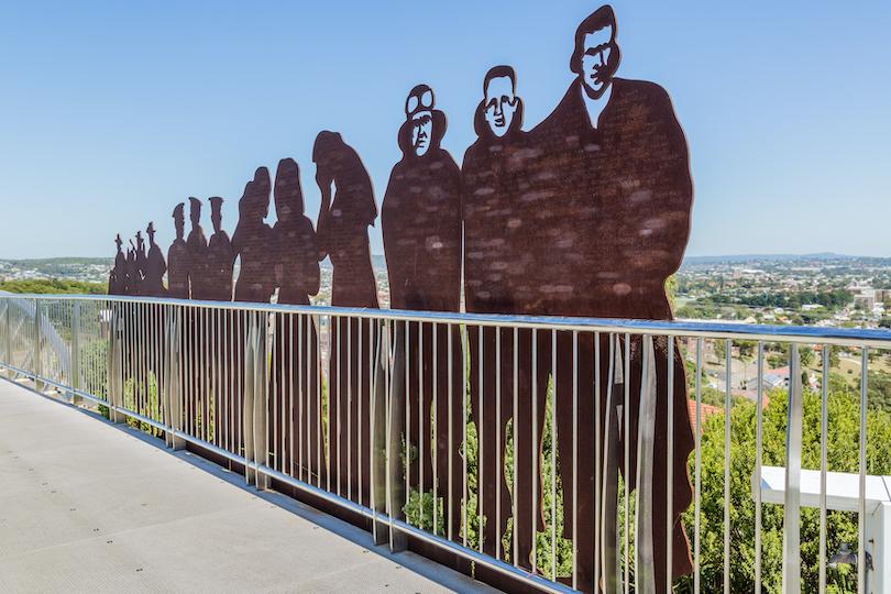 Newcastle Memorial Walk