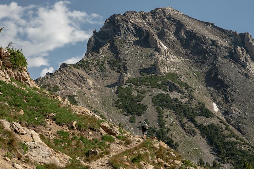 Paintbrush Canyon Trail