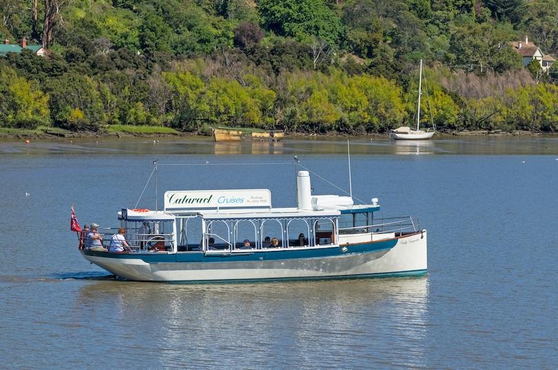 Cruise the Tamar River