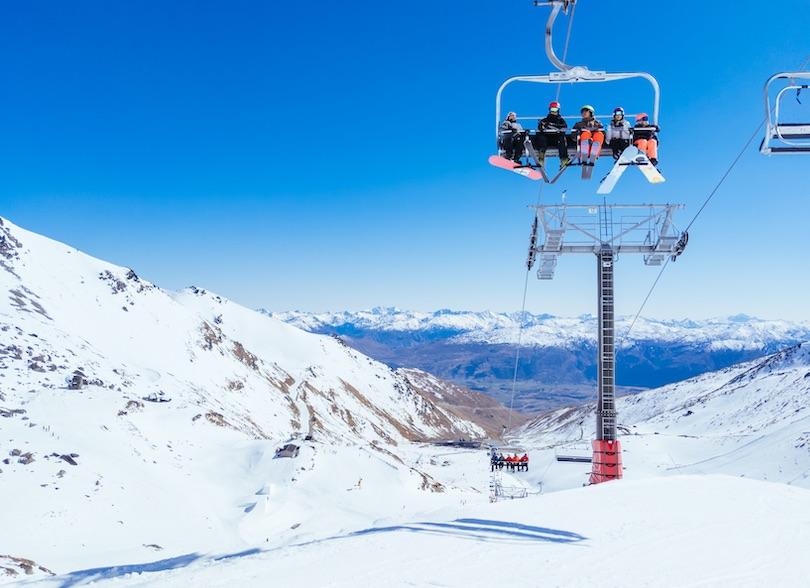 The Remarkables Ski Resort