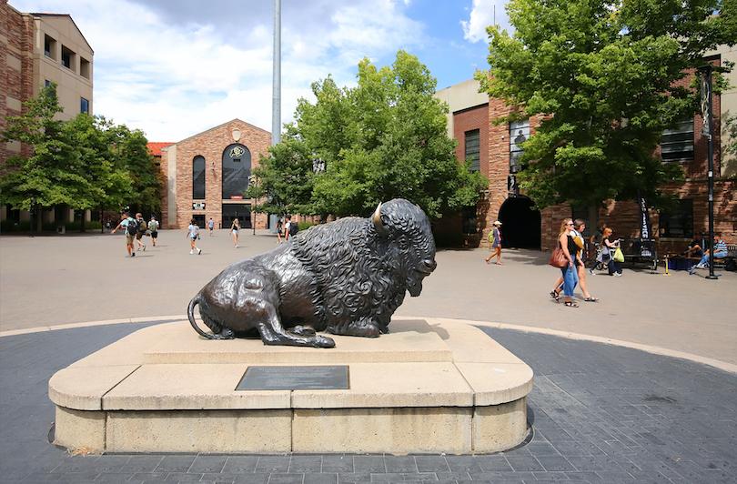 The University of Colorado at Boulder