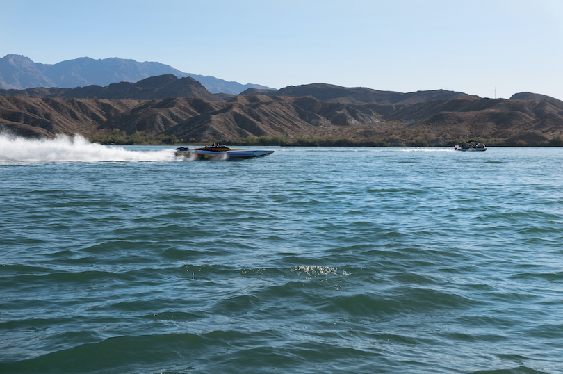 Go Boating on Lake Havasu